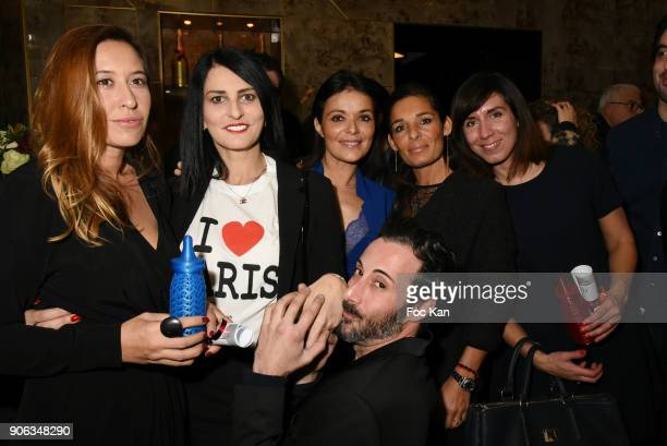 Baby Brand Fashion 2018 awarded Jordane Assouline from Cacatoes do Brazil Sylvie Ortega Munos Peter Prada Karen Azoulay fro Cacatoes a guest and Baby...