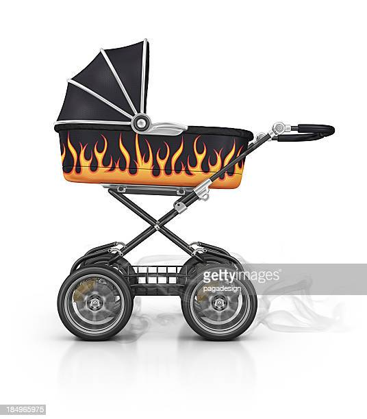 baby carriage - baby carriage stock pictures, royalty-free photos & images