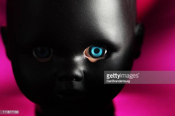 baby closeup - magic eye stock pictures, royalty-free photos & images