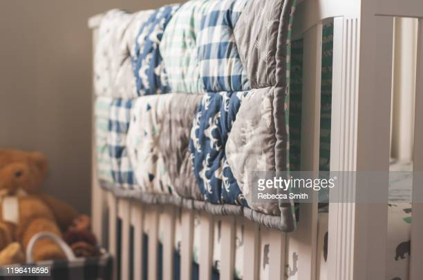 baby crib - dolly fox stock pictures, royalty-free photos & images