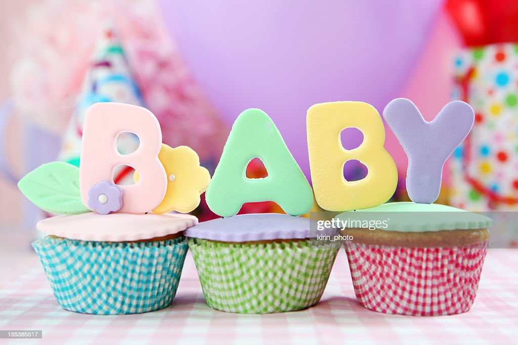 Marvelous Baby Cupcakes