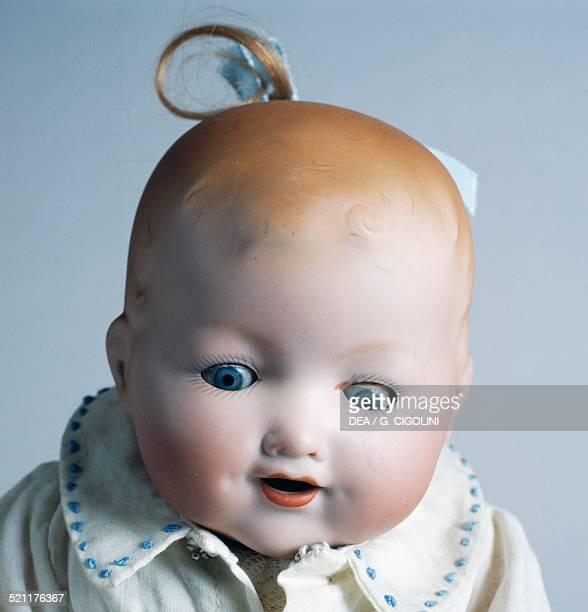 Baby doll No 352 2/2k bisque doll made by Armand Marseille ca 1930 Germany 20th century Germany