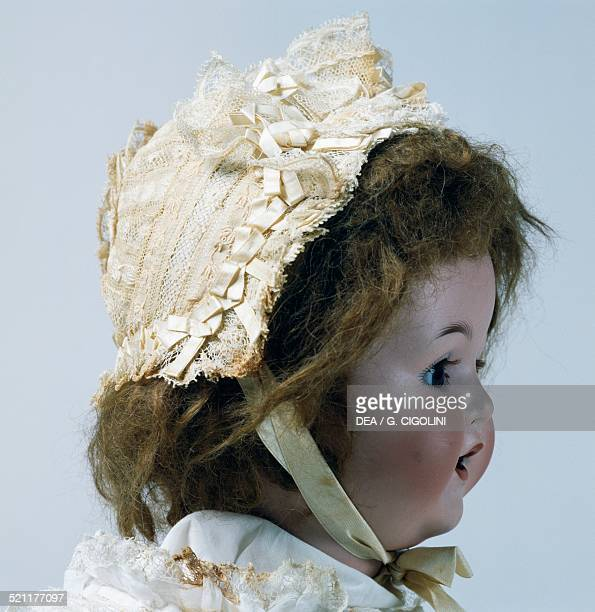 Baby doll No 996 made by Armand Marseille Germany 20th century Detail Germany
