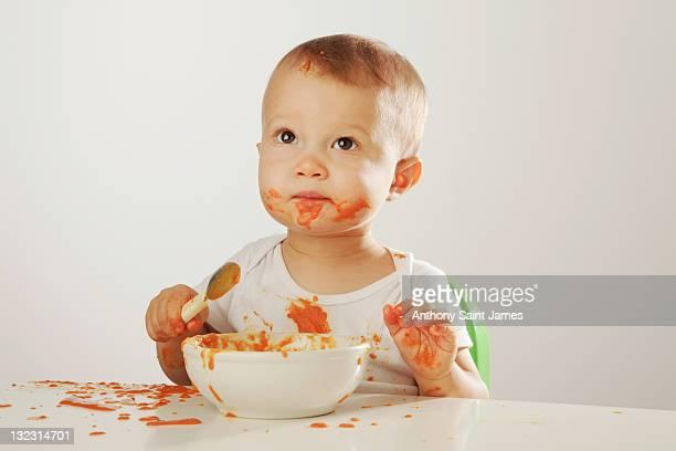Baby Food Boy
