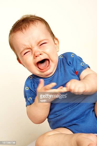 Baby Mädchen Weinen.