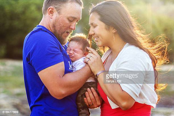 baby girl - leanintogether stock pictures, royalty-free photos & images
