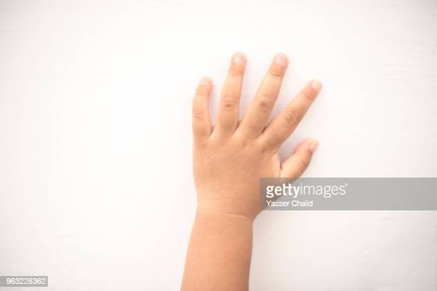baby hand - childhood stock pictures, royalty-free photos & images