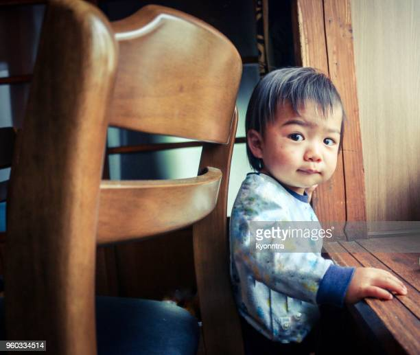 a baby in the morning - kyonntra stock pictures, royalty-free photos & images