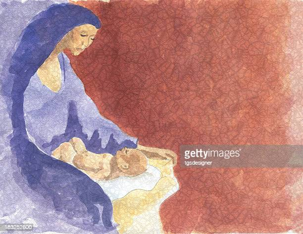 baby jesus - jesus birth stock pictures, royalty-free photos & images