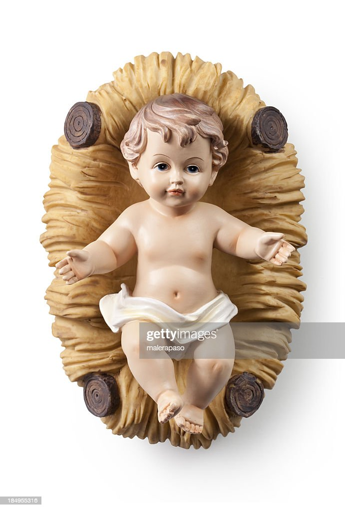 Baby Jesus : Stock Photo