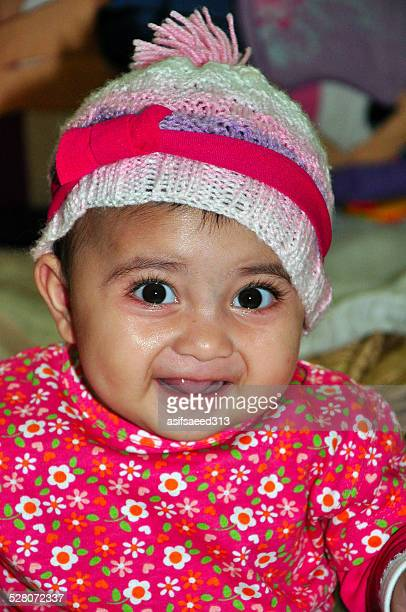 baby laughter - punjabi girls images stock photos and pictures