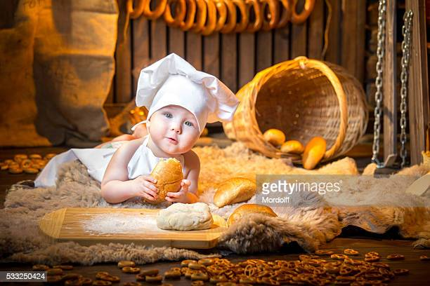 Baby wenig Baker