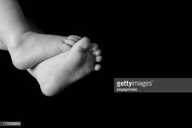 Baby little toes