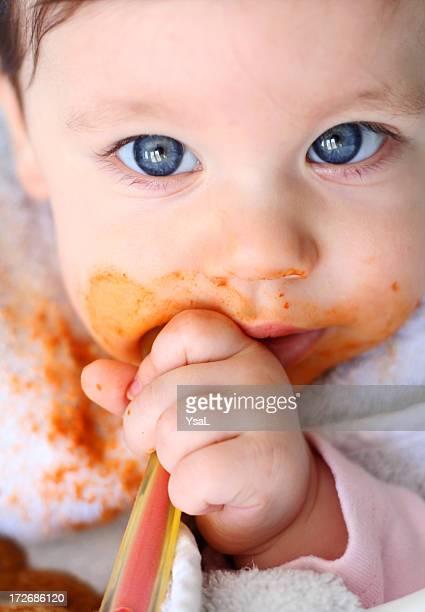 Baby-Mittagessen