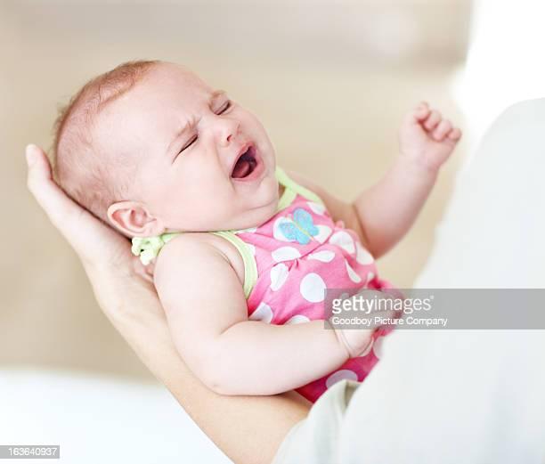 Braucht ihr Baby Windel geändert!