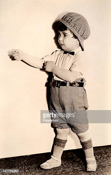Baby Peggy whose real name was Diana Serra Cary American child actor circa 1923