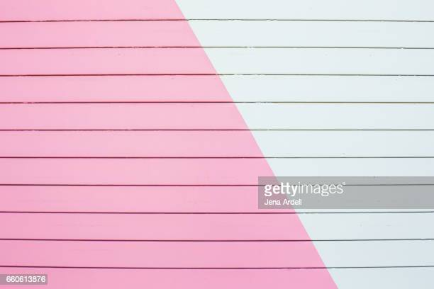 baby pink wall - mural stock pictures, royalty-free photos & images