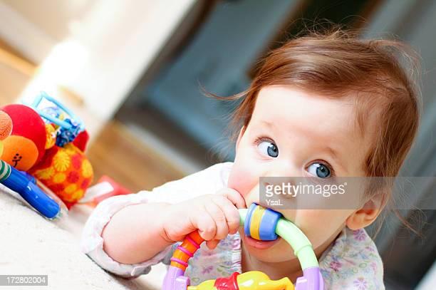 Baby spielen und discovery