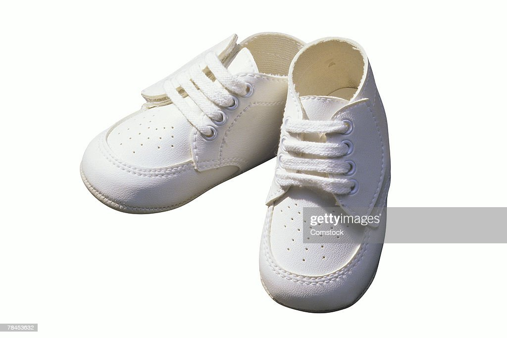 Baby shoes : Stockfoto