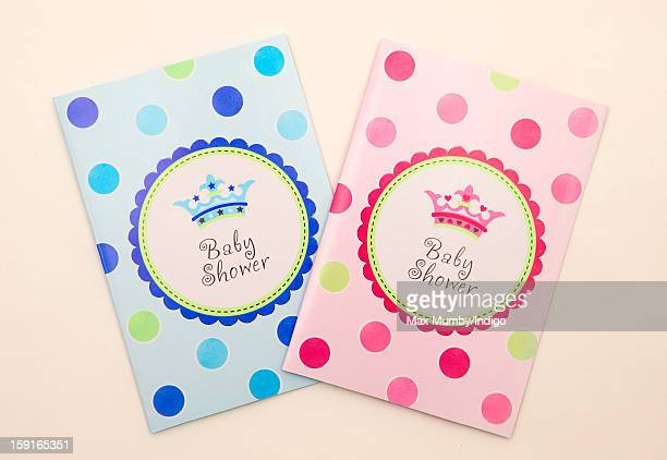 Baby Shower invitations from the 'A New Little Prince' and 'A New Little Princess' party range sold by Party Pieces the company owned and run by...