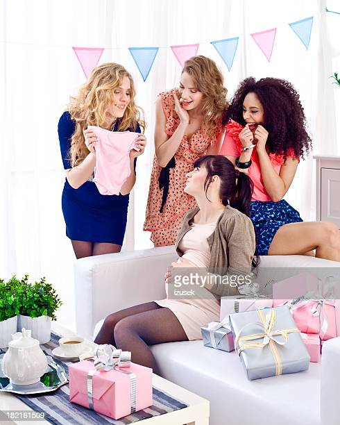 baby shower - izusek stock pictures, royalty-free photos & images