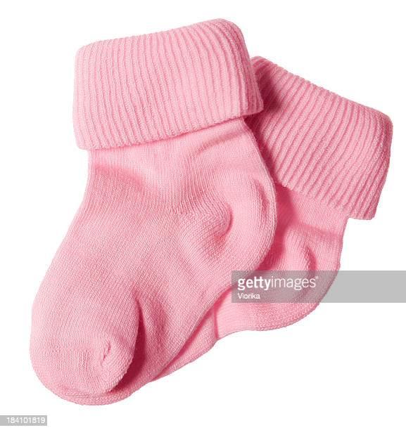 De meias em branco