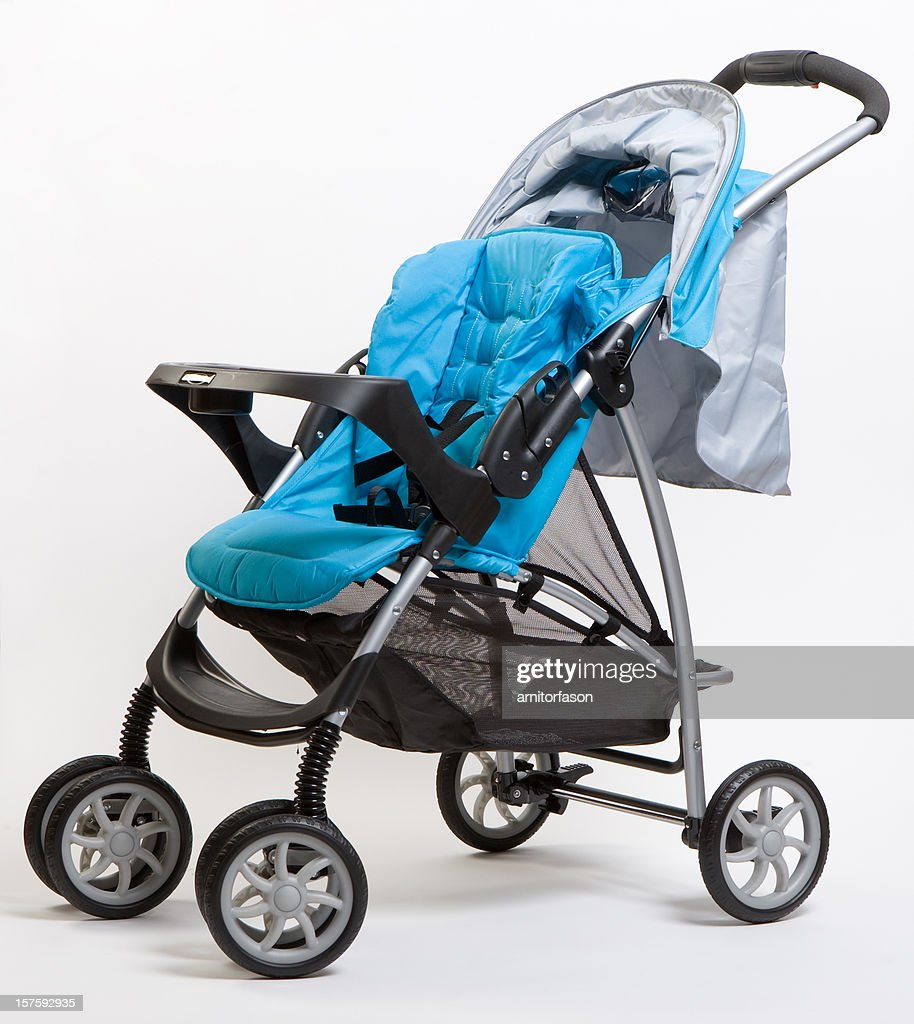 Baby Stroller : Stock Photo