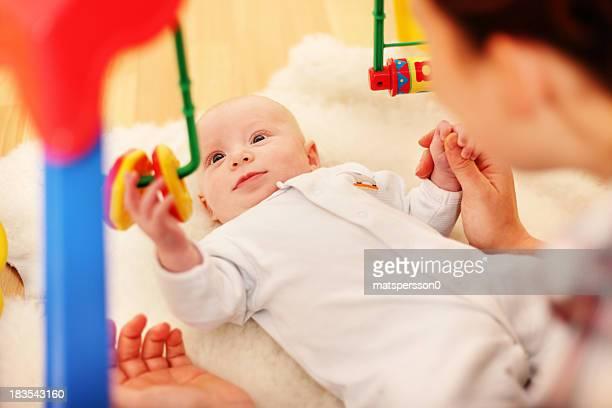Bébé Jouer et apprendre motricité