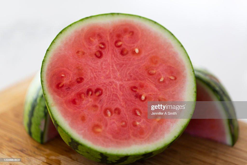 Baby Watermelon : Stock Photo
