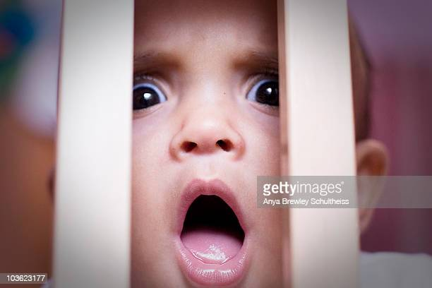 Baby yelling to be let out of crib