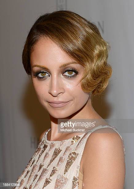 Baby2Baby Board member Nicole Ritchie attends the First Annual Baby2Baby Gala event presented by Harry Winston honoring Jessica Alba at Book Bindery...