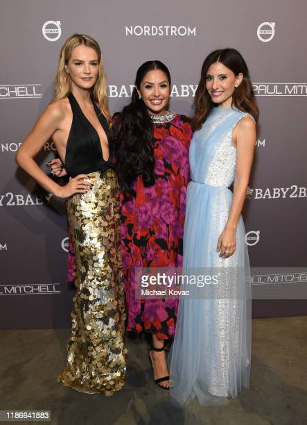 Baby2Baby CoPresident Kelly Sawyer Patricof Vanessa Laine Bryant and Baby2Baby CoPresident Norah Weinstein attend the 2019 Baby2Baby Gala presented...