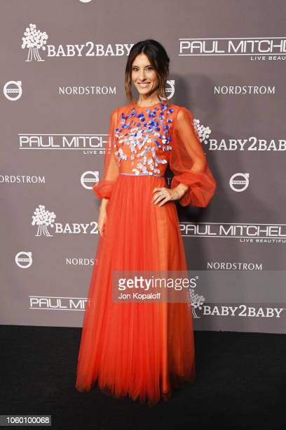 Baby2Baby CoPresident Norah Weinstein attends the 2018 Baby2Baby Gala Presented by Paul Mitchell at 3LABS on November 10 2018 in Culver City...