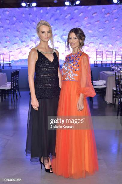 Baby2Baby CoPresidents Kelly Sawyer Patricof and Norah Weinstein at the 2018 Baby2Baby Gala Presented by Paul Mitchell at 3LABS on November 10 2018...