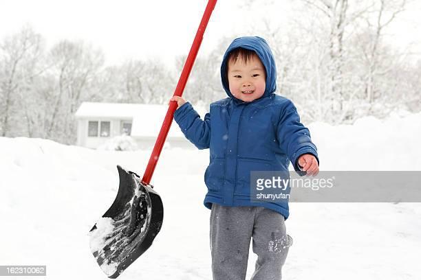 Baby's Winter