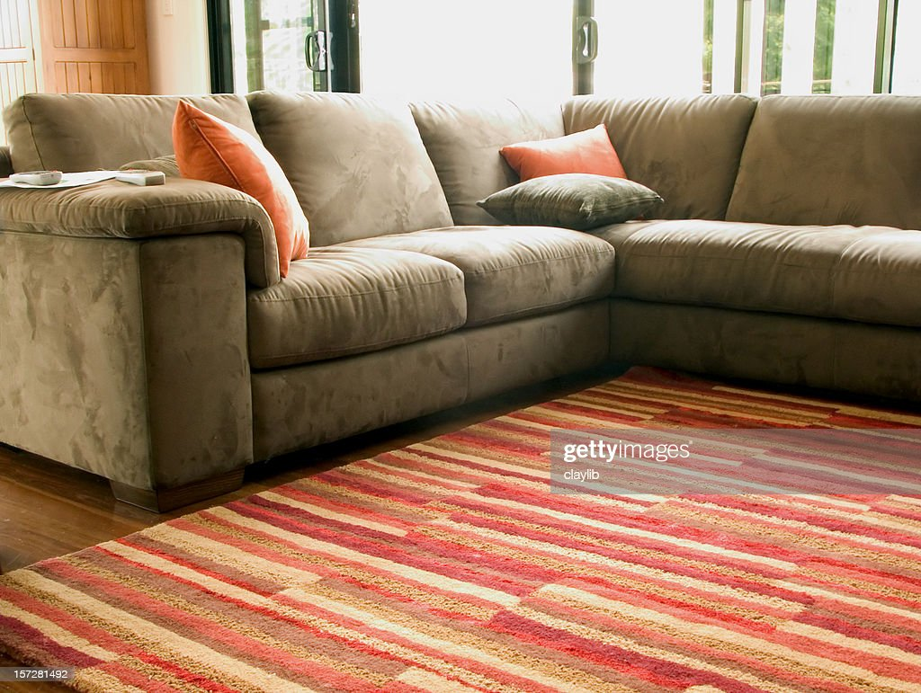 baby-safe living room : Stock Photo