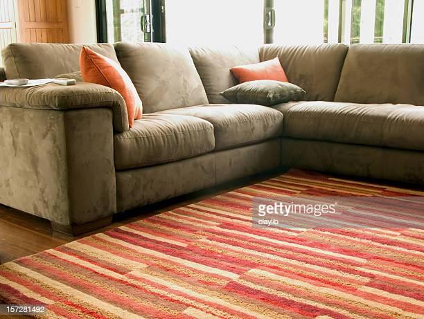 baby-safe living room