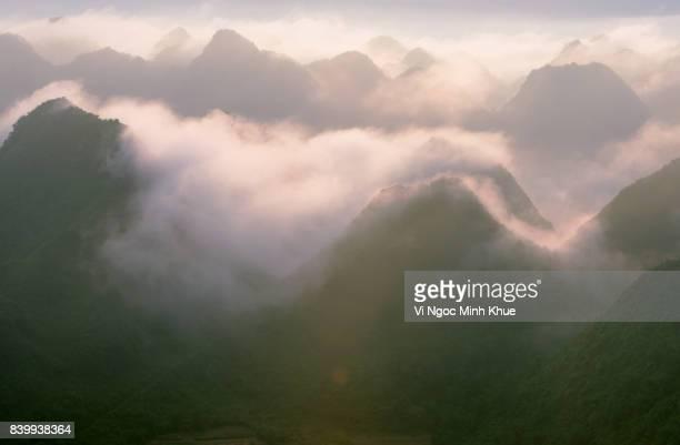 Bac Son seasons clouds