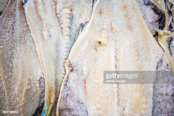 bacalao - salted stock pictures, royalty-free photos & images