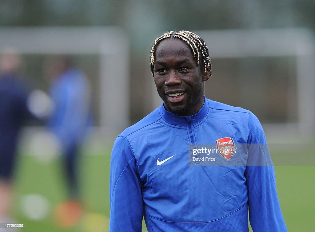 Arsenal Training Session : Foto jornalística