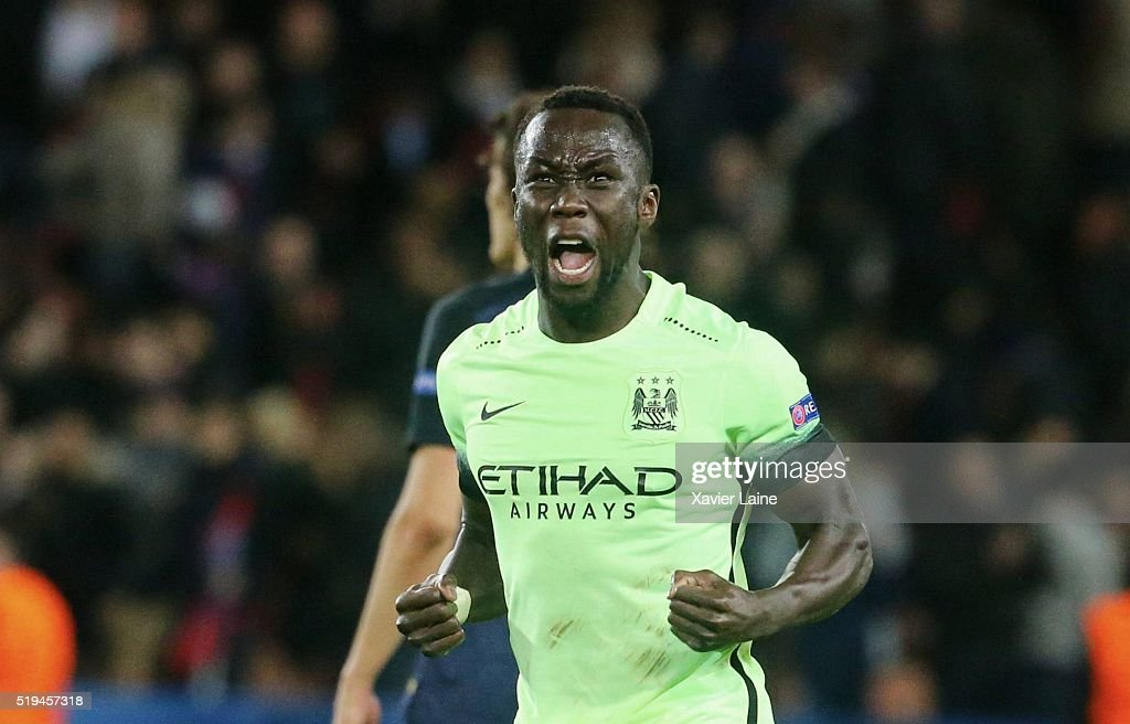 Paris Saint-Germain v Manchester City FC - UEFA Champions League Quarter Final: First Leg : News Photo