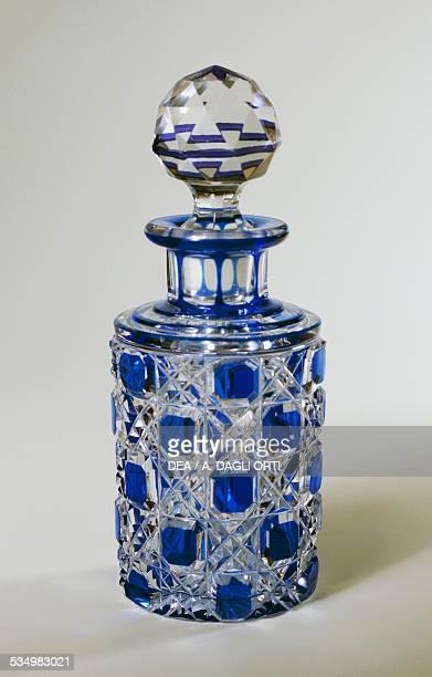 Baccarat perfume bottles France 20th century