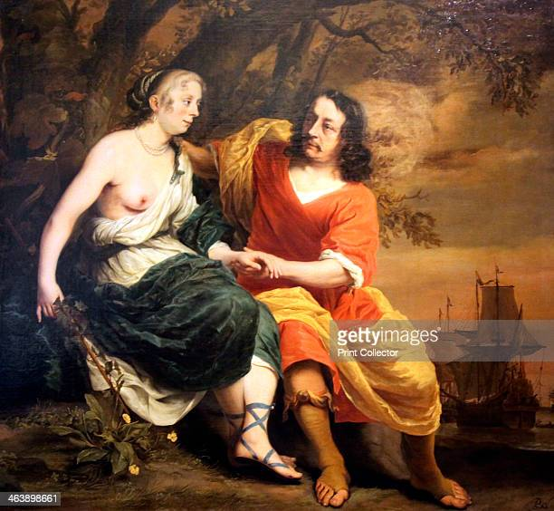 'Bacchus and Ariadne' 1664 Found in the collection of The Hermitage St Petersburg