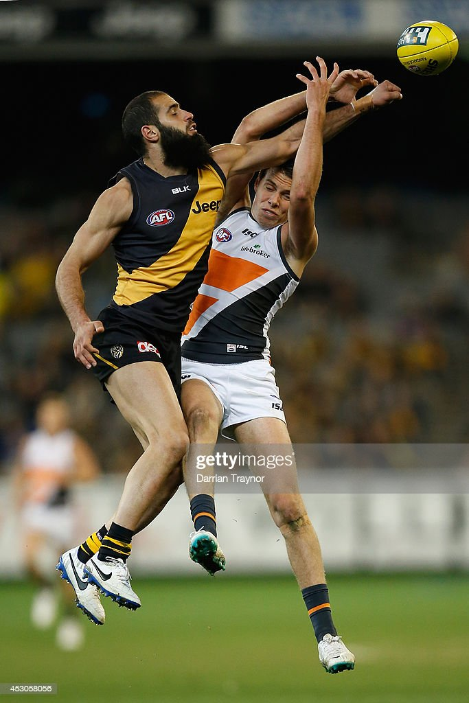 AFL Rd 19 - Richmond v GWS