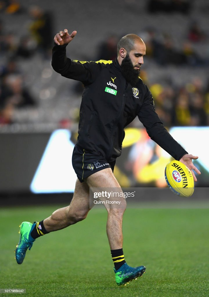 AFL Rd 22 - Richmond v Essendon