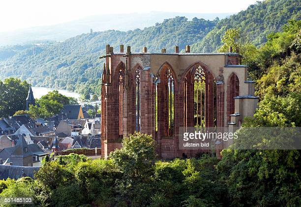 Bacharach with the Werner chapel