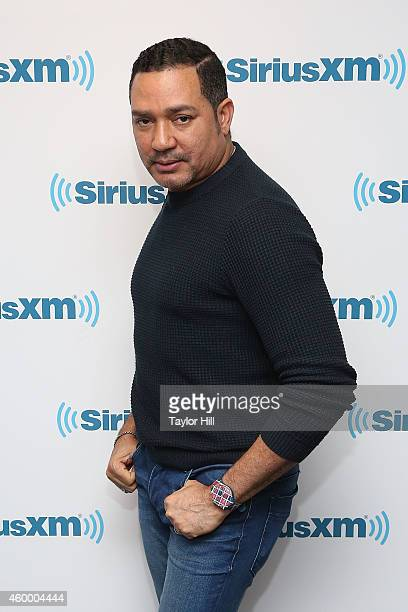 Bachata sensation Frank Reyes visits the SiriusXM Studios on December 5 2014 in New York City