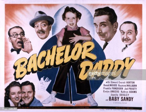 Jed Prouty Raymond Walburn Baby Sandy Edward Everett Horton Franklin Pangborn bottom from left Evelyn Ankers Donald Woods 1941