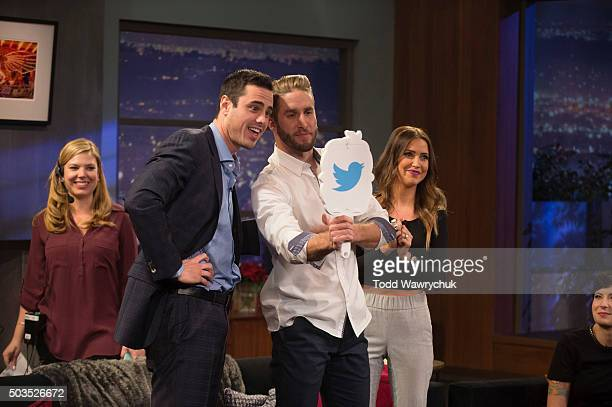 LIVE Bachelor Live features Chris Harrison discussing and dissecting the most recent episodes of The Bachelor alongside cast members and celebrity...