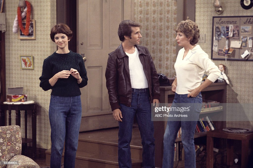 LAVERNE SHIRLEY : News Photo